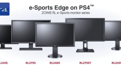 Photo of BenQ's ZOWIE RL e-Sports Monitor Series is Coming for PlayStation 4