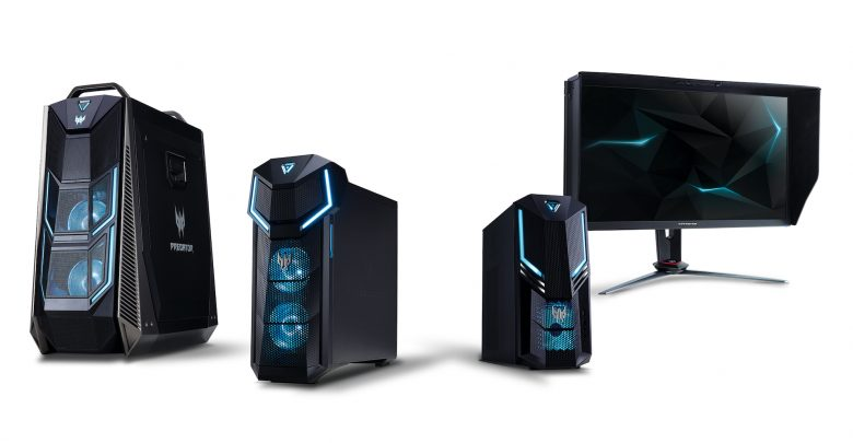Acer Announces New Gaming Products at IFA 2018 – Arabian Reseller