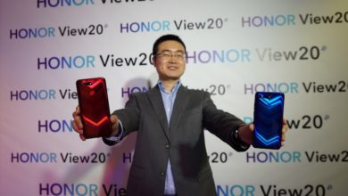 Photo of HONOR Unveils New Logo, Launches the View20, Smartwatch and a Smartband