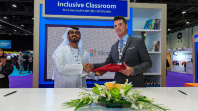 Photo of UAE Ministry of Education Partners with Microsoft