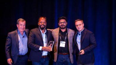 Photo of Huco Wins VMware's EMEA 2018 Regional Partner Innovation Award