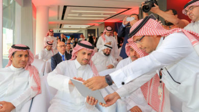 Photo of Oracle Supports Saudi Vision 2030