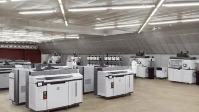 Photo of HP Launches New 3D Printing Solution