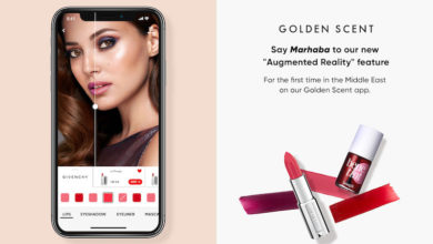 Photo of Golden Scent Intros the First AR Feature for Beauty Lovers in the Region