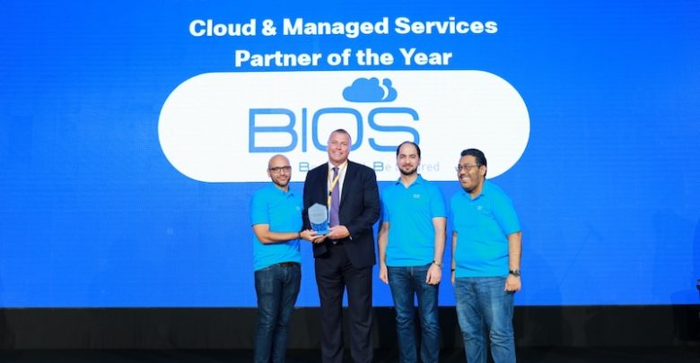 BIOS Middle East Wins Accolades at Cisco's Commercial