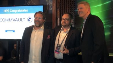 Photo of HPE Names Commvault as the Technology Partner of the Year for Storage Solutions