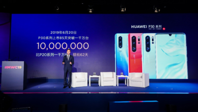 Photo of Huawei P30 Series Reaches 10 Million Units in Sales