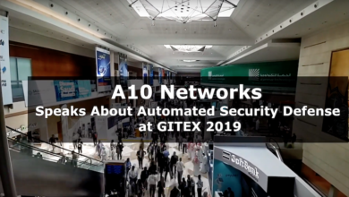 Photo of A10 Networks Focusses on Automated Security Defense at GITEX 2019