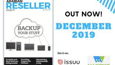 Photo of Arabian Reseller – December 2019: Backup Your Stuff