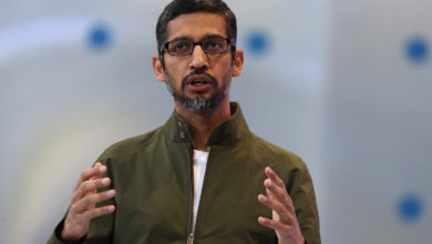 Photo of Sundar Pichai Takes the Helm of Alphabet as Co-Founders Larry Page and Sergey Brin Step Aside