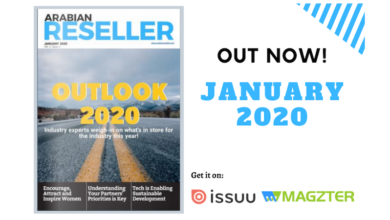 Photo of Arabian Reseller – January 2020: Outlook 2020