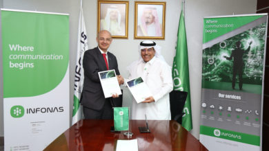 Photo of OmniClouds Signs Partnership with Infonas Telecom Bahrain