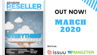 Photo of Arabian Reseller – March 2020: Everything is Now a Service