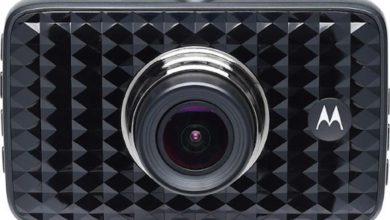 Photo of Review: Motorola DC300GW Dash Cam