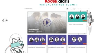 Photo of Over 200 Partners Attend Kodak Alaris' First Virtual Partner Summit