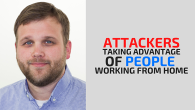 Photo of Here's How to Protect Against Cyberattacks When Working from Home
