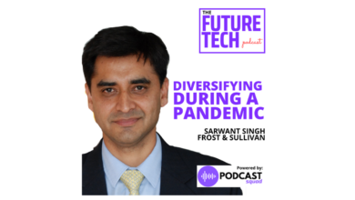 Photo of Podcast: Diversifying During a Pandemic