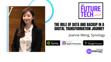 Photo of Podcast: The Role of Data and Backup in a Digital Transformation Journey