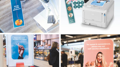 Photo of OKI Gives Retailers the Power of a Print Shop In-Store with Compact C650