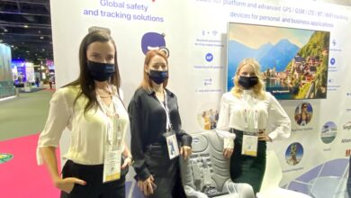 """Photo of Trackimo Launches """"World's Smallest"""" Car Baby Seat GPS Tracker at GITEX 2020"""