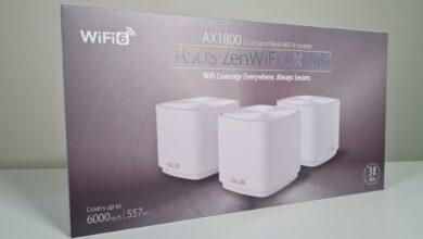 Photo of Review: ASUS ZenWiFi AX Mini (XD4)