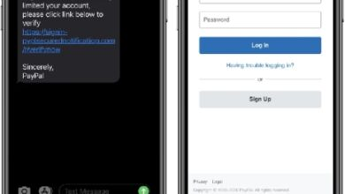 Photo of PayPal Users Targeted in New SMS Phishing Campaign