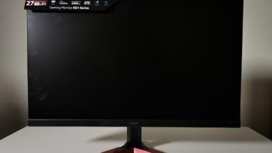 Photo of Review: Acer KG271 Gaming Monitor