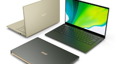 Photo of Acer Middle East's New Swift 5 and Swift 3 Notebooks Accompany Intel Tigerlake 11th Gen Processors