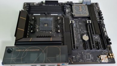 Photo of Review: ASUS ProArt B550-Creator Motherboard