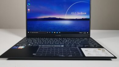 Photo of Review: ASUS ZenBook 13 OLED (UX325)