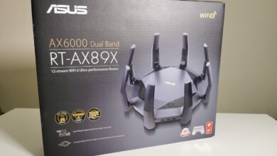 Photo of Review: ASUS AX6000 Dual Band RT-AX89X WiFi 6 Router