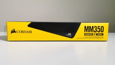 Photo of Review: Corsair MM350 Champion Series Gaming Mouse Mat