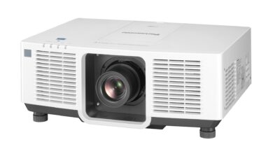 Photo of Panasonic Launches its PT-MZ880 Laser Projector Series