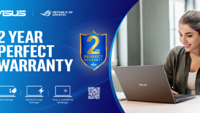 Photo of ASUS Extends 2-Year Perfect Warranty in UAE