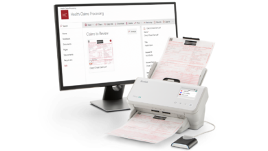 Photo of Secure Scanning Solution From Kodak Alaris Protects Sensitive Data