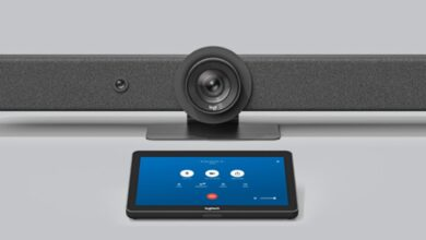Photo of Logitech Rally Bar Now Natively Available For GoTo, Pexip and RingCentral Users