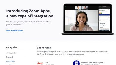 Photo of Zoom Launches Zoom Apps and Zoom Events
