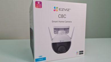 Photo of Review: EZVIZ C8C Outdoor Smart IP Security Camera