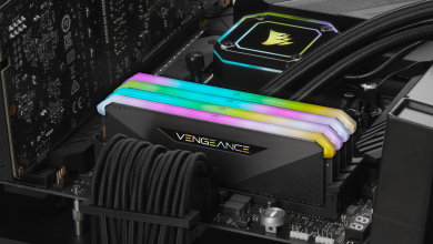 Photo of CORSAIR Adds Two New Products to its VENGEANCE RGB DDR4 Memory Lineup