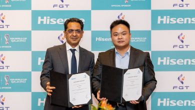 Photo of Hisense Middle East Partners with FGT FZE