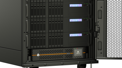 Photo of Vertiv Expands UPS Portfolio with Highly-Efficient Single-Phase Lithium-Ion Family