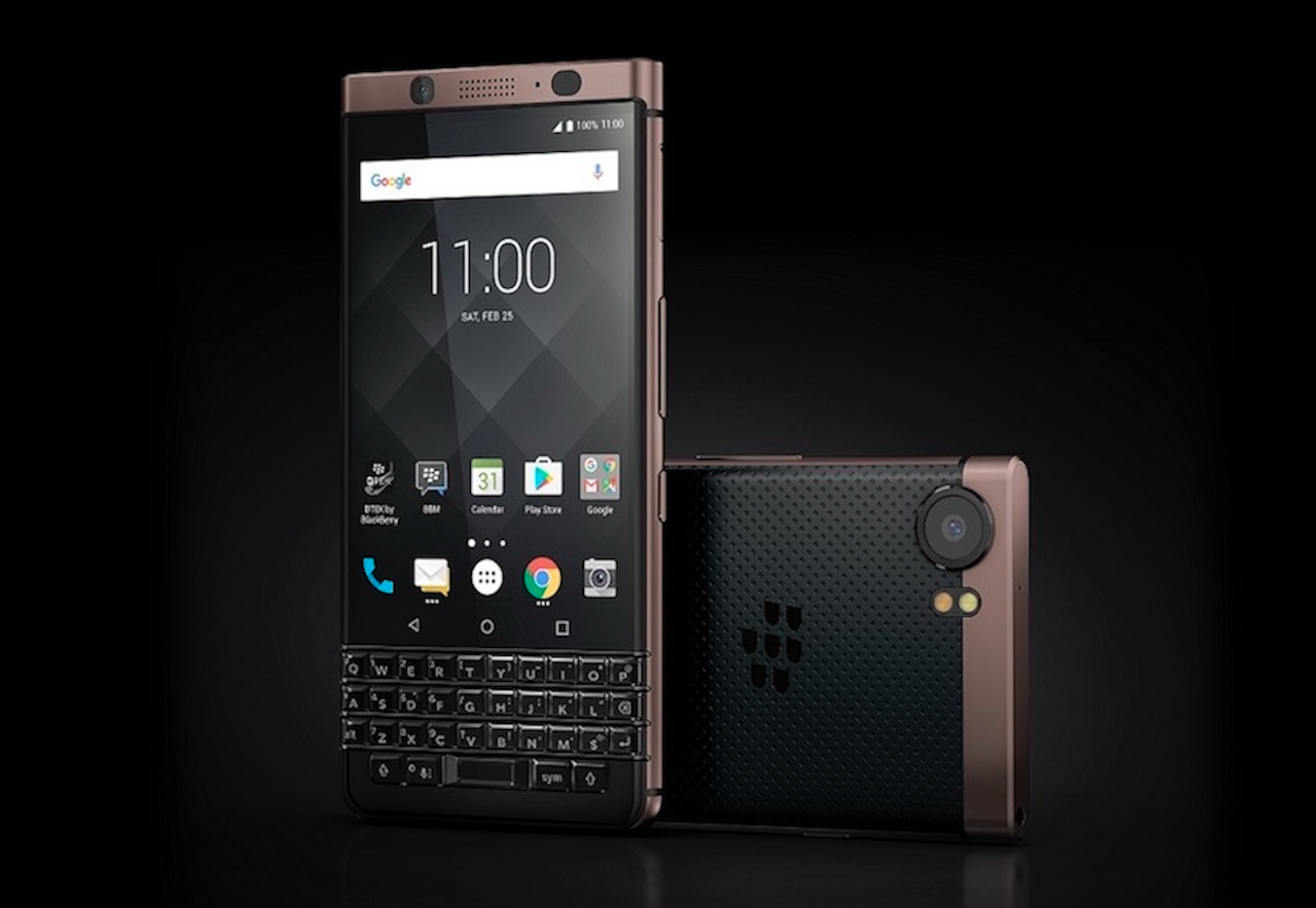 Photo of TCL to Launch Two New BlackBerry Smartphones in 2018