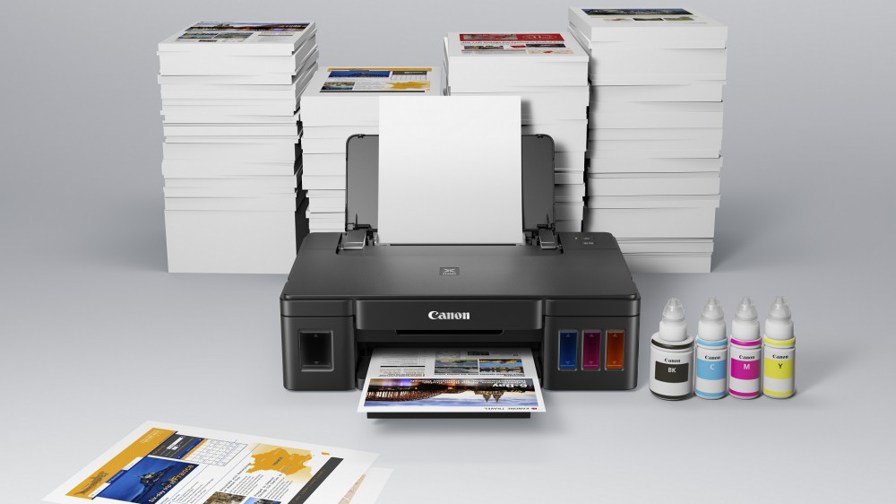 Photo of Canon Middle East Introduces New Range of PIXMA G Series Refillable Inkjet Printers