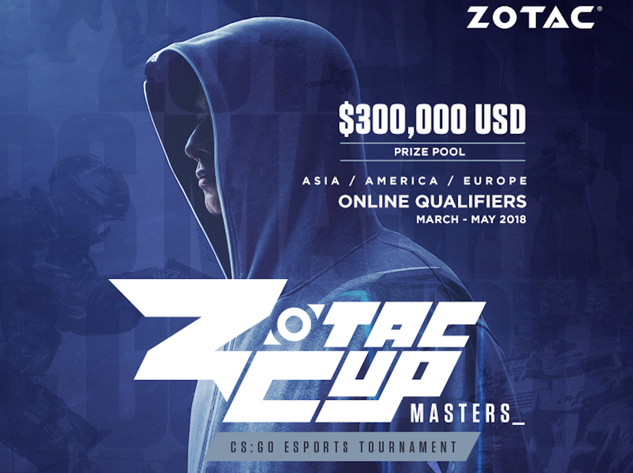 Photo of ZOTAC Announces ZOTAC Cup Masters with $300,000 Prize Pool