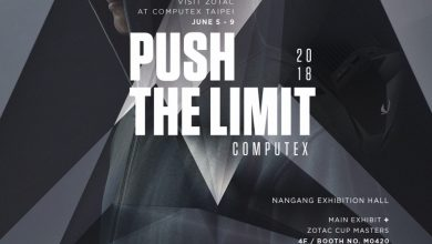 """Photo of ZOTAC to """"Push the Limit"""" at Computex 2018"""