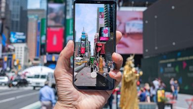 Photo of LG's new G7 ThinQ+ Comes to the Region