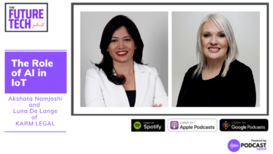 Photo of Podcast: The Role of AI in IoT