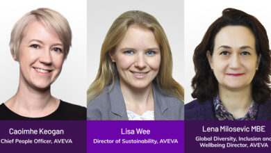 Photo of AVEVA Announces Three Key Senior Hires