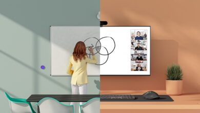 Photo of Logitech Intros a Collaborative Whiteboard Solution for Hybrid Offices and Classrooms