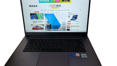 Photo of Review: Huawei MateBook D15 (2021)